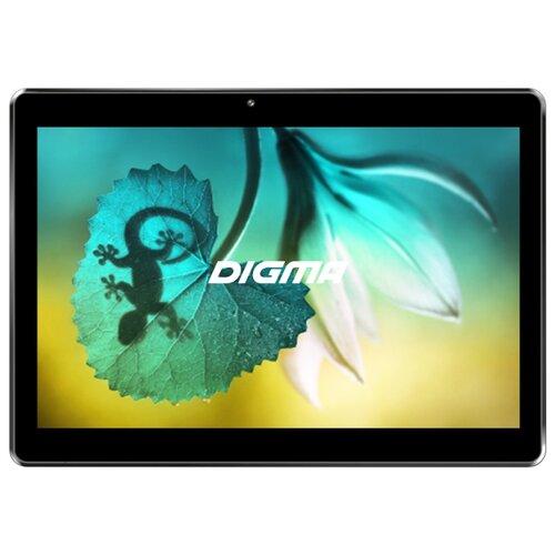 Планшет DIGMA Optima 1028 3G (2019) черный