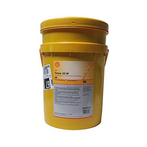 Циркуляционное масло SHELL Tonna S3 M 68 20 л