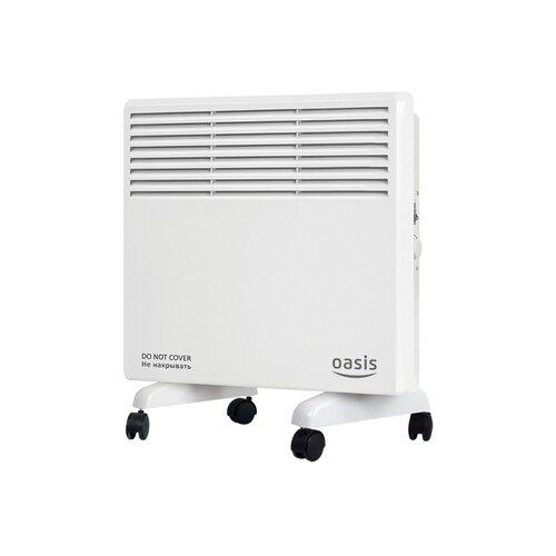 Конвектор Oasis EK-10 белый конвектор oasis ek 20 белый