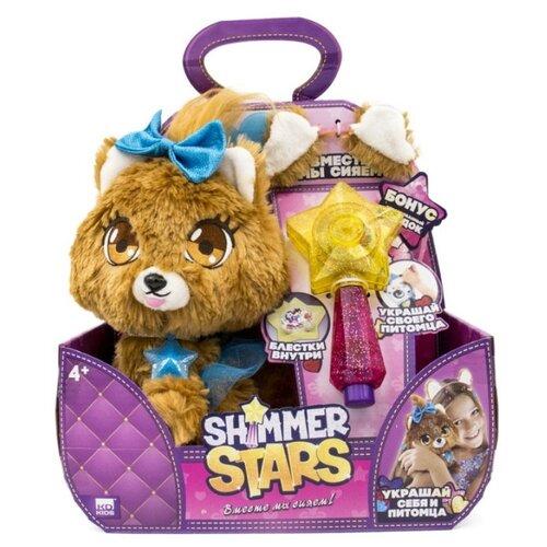 Мягкая игрушка Shimmer Stars щенок Бабл 20 см shimmer stars мягкая игрушка shimmer stars плюшевый котенок 20 см