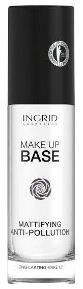 Ingrid Cosmetics база под макияж обезжиренная матирующая