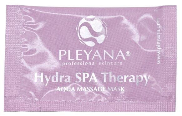 PLEYANA Аква-маска массажная Hydra SPA Therapy