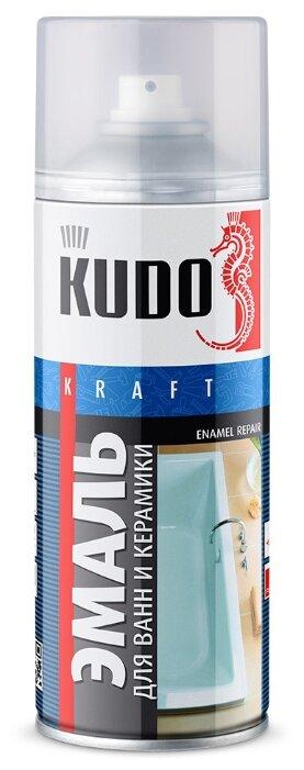 Эмаль KUDO для реставрации ванн и керамики