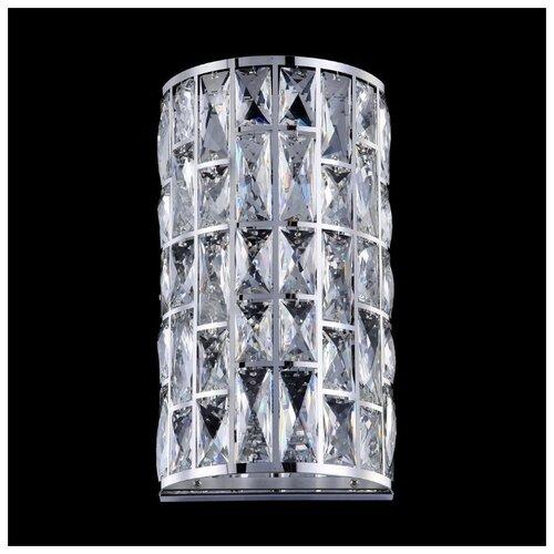 Настенный светильник Maytoni Gelid MOD184-WL-02-CH настенный светильник maytoni gelid mod184 wl 01 ch