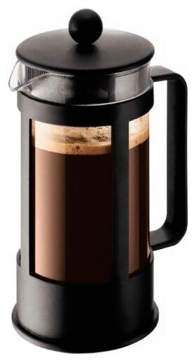 Кофейник френч-пресс Bodum Kenya, 0,35л, 1783-01LID