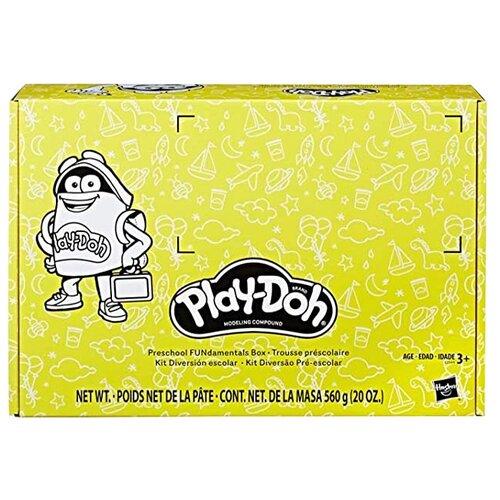 Масса для лепки Play-Doh Набор для обучения дошкольников (E2544F02) rainer doh goldkap