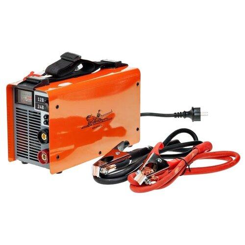 Пуско-зарядное устройство Airline AJS-400-02 оранжевый пуско зарядное устройство airline ajs chj 100 оранжевый
