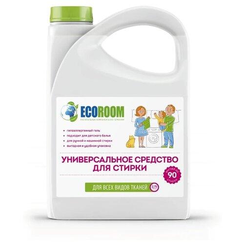 Гель Ecoroom универсальный, 2.75 л, бутылка