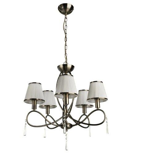 Люстра Arte Lamp Logico A1035LM-5AB, E14, 200 Вт потолочная люстра dio d arte cremono e 1 2 24 200 n