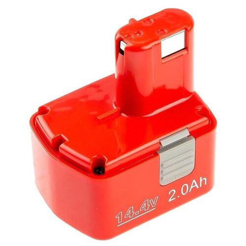 Аккумулятор Hammer Akh1420 Ni-Cd 14.4 В 2 А·ч аккумулятор для hammer premium ni cd acd144 acd144c