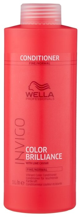 Wella Professionals бальзам уход Invigo Color Brilliance