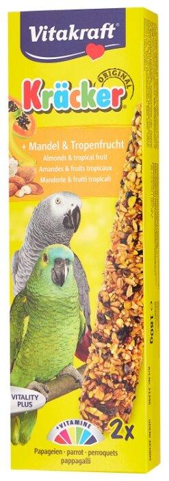 Лакомство для птиц Vitakraft Крекеры для амазонских