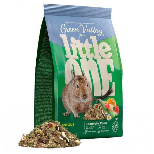 Корм для грызунов LITTLE ONE Зеленая долина из разнотравья для дегу сух. 750г