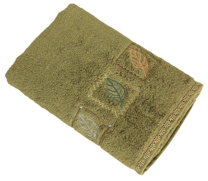 Wellness Полотенце Вита для рук 50х100 см зеленый
