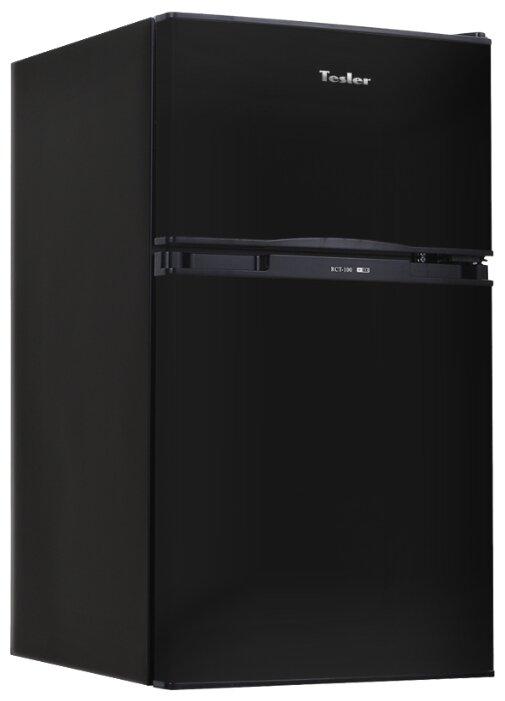 Холодильник Tesler RCT 100 Black