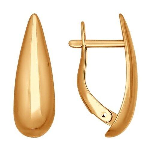 SOKOLOV Серьги из золота 027121