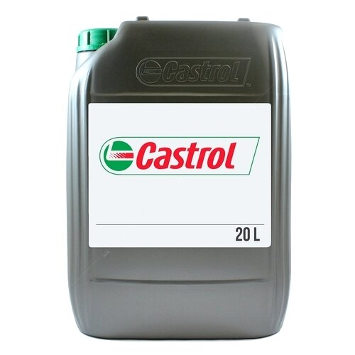 Трансмиссионное масло Castrol Transmax CVT 20 л трансмиссионное масло castrol atf multivehicle 20 л