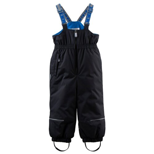 Купить Полукомбинезон KERRY BASIC K19450 размер 122, 042 черный, Полукомбинезоны и брюки