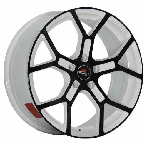 Фото - Колесный диск Yokatta Model-19 7x17/5x114.3 D64.1 ET50 W+B колесный диск yokatta model 27 7x17 5x114 3 d64 1 et50 w b