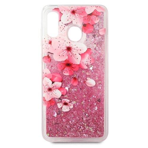 Чехол Pastila Pink Summer для Samsung Galaxy A20 сакура купальник pink summer pink summer pi030ewfuau8