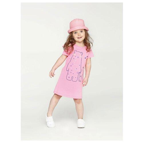 Купить Платье Deloras размер 116, розовый, Платья и сарафаны