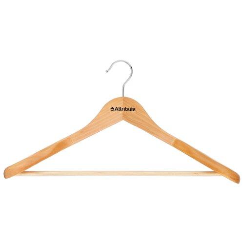 Вешалка Attribute Для верхней одежды Classic бежевый комплект верхней одежды аврора