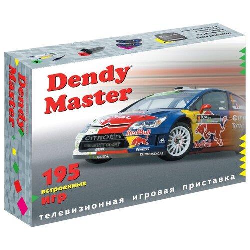 Игровая приставка Dendy Master 195 встроенных игр кошелек new dendy