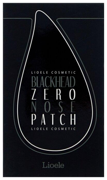 Lioele BlackheadZero Nose Patch Патчи для очищения