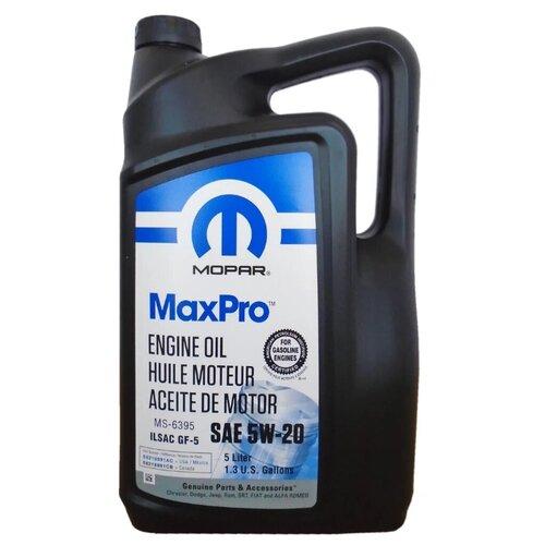 цена на Моторное масло Mopar MaxPro SAE 5W-20 5 л