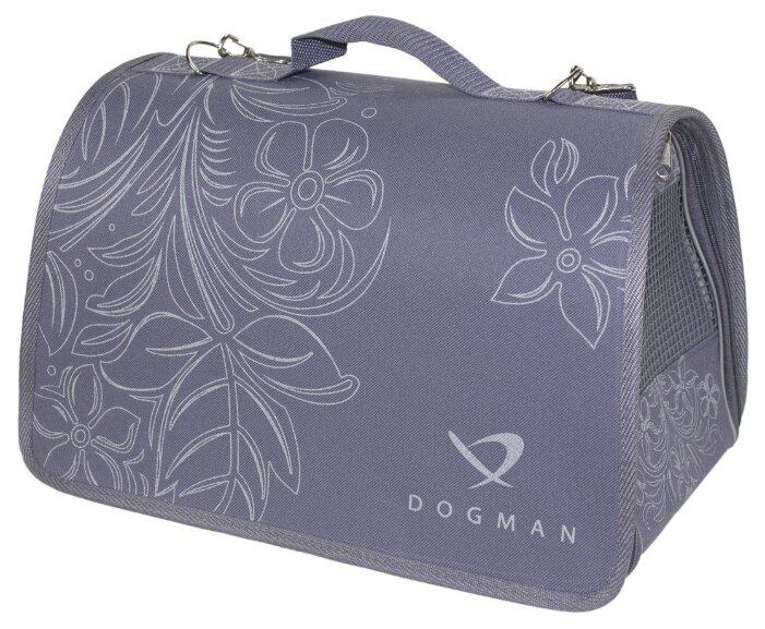 Переноска-сумка Dogman Лира №4 29х29х48 см