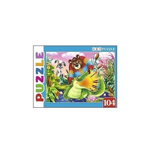 цена на Пазл Рыжий кот Artpuzzle Сказка №89 (ПА-4542), 104 дет.