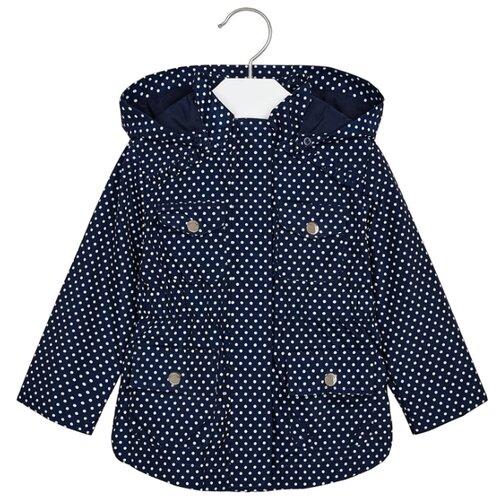 Купить Ветровка Mayoral 3471 размер 128, синий, Куртки и пуховики