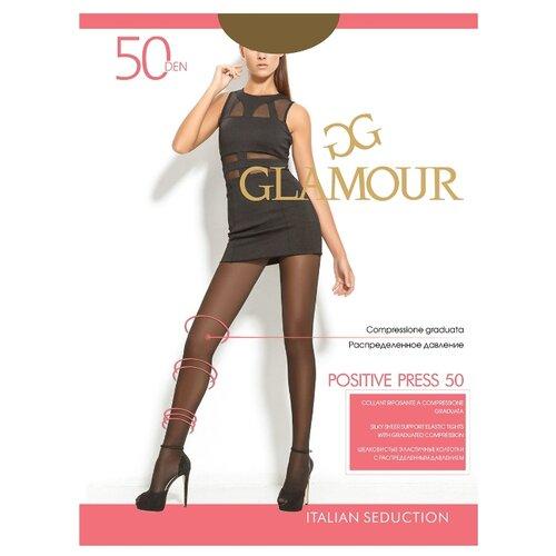 Колготки Glamour Positive Press 50 den glace 4-L (Glamour)Колготки и чулки<br>