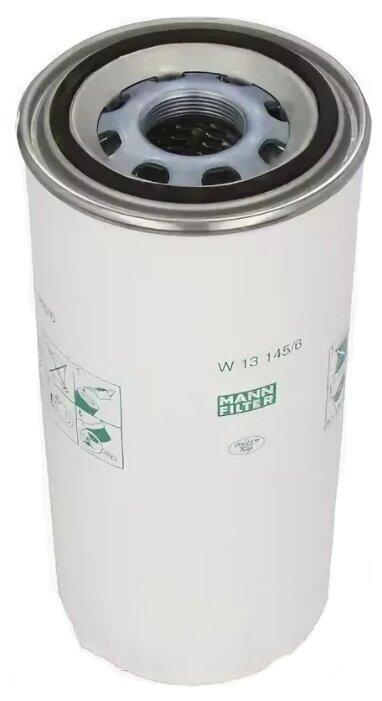Масляный фильтр MANNFILTER W13145/6
