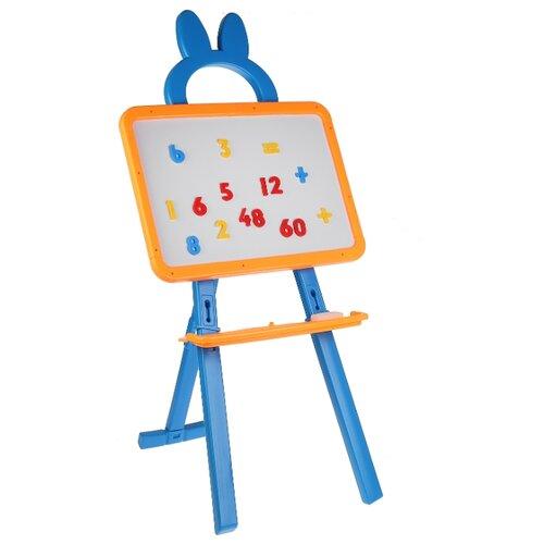 Купить Мольберт детский Играем вместе Щенячий патруль 3 в 1 (B1221929-PP) оранжевый/синий, Доски и мольберты