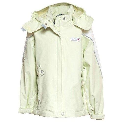Купить Куртка Reima Ella 21080 размер 128, 815 желтый, Куртки и пуховики