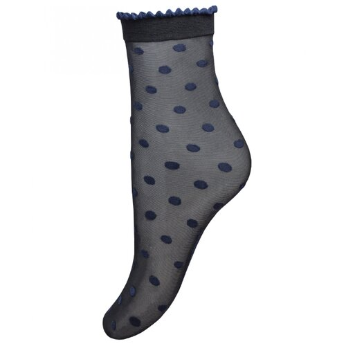 Капроновые носки Trasparenze Paul (c), размер Unica, nero B
