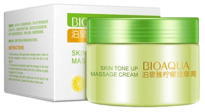 BioAqua Skin Tone Up Massage Cream Массажный