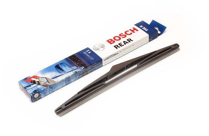 Щетка стеклоочистителя каркасная Bosch Rear H304 300 мм