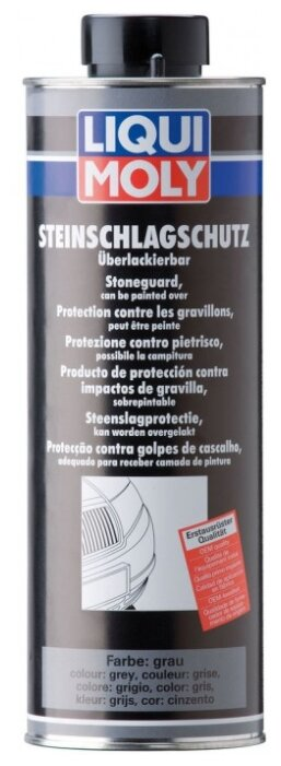 Жидкий антигравий LIQUI MOLY Steinschlag-Schutz 6106/6110