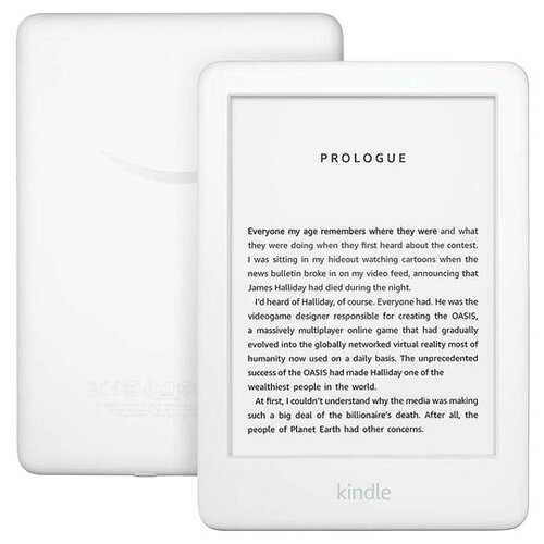 Электронная книга Amazon Kindle 9 белый