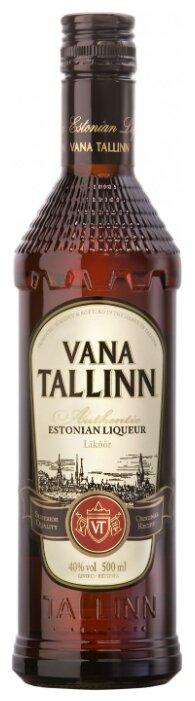 Ликер Vana Tallinn 40%, 0.5 л
