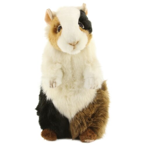 Фото - Мягкая игрушка Hansa Морская свинка 22 см мягкая игрушка hansa лиса 90 см