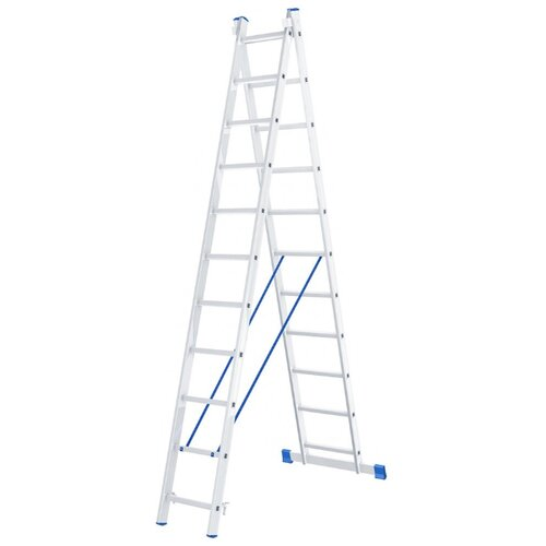 Лестница трансформер 2-секционная Сибртех 97911