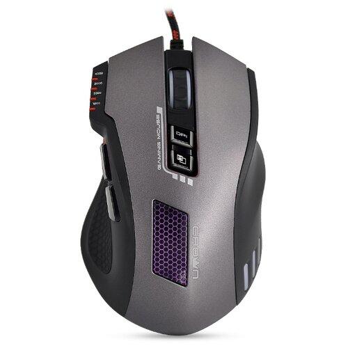 Мышь CROWN MICRO CMXG-711 TITAN Black USB черный игровая мышь crown cmxg 601