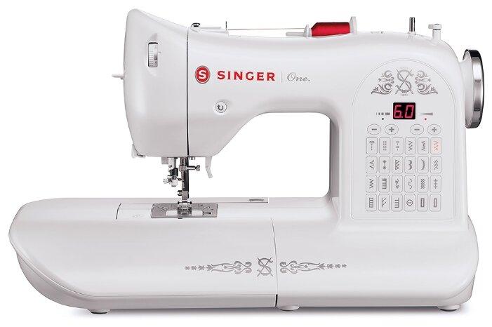 Швейная машина Singer One — купить по выгодной цене на Яндекс.Маркете