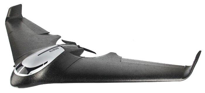 Самолет JXD Glider FPV GPS (525) 58.6 см черный фото 1