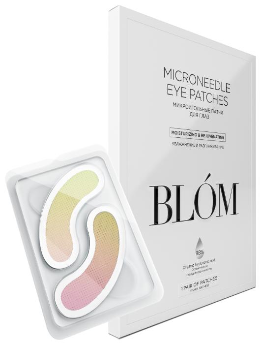 Blom Микроигольные патчи для глаз Увлажнение