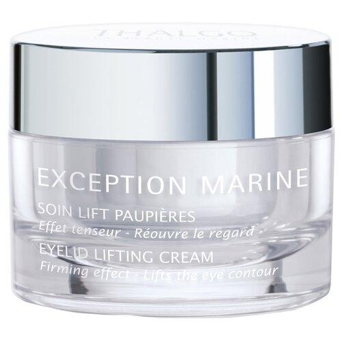 Крем Thalgo Exception marine Eyelid lifting cream лифтинг для кожи вокруг глаз 15 мл крем для тела thalgo indoceane silky smooth cream объем 150 мл