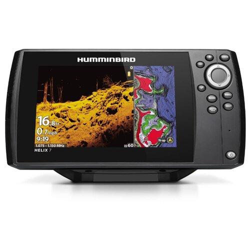Фото - Эхолот Humminbird HELIX 7X MEGA DI GPS G3 эхолот humminbird helix 5x di gps